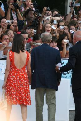 photo 64/97 - Présentation du film au Festival de Venise 2007 - Le rêve de Cassandre - © Isabelle Vautier pour Commeaucinema.com 2007