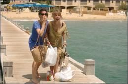 photo 23/35 - Géraldine Pailhas et Karin Viard - Les Randonneurs à Saint Tropez - © TFM Distribution