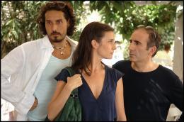 photo 19/35 - Vincent Elbaz, Géraldine Pailhas et Philippe Harel - Les Randonneurs à Saint Tropez - © TFM Distribution