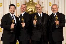 Allen Hall Cérémonie des Oscars 2007 photo 1 sur 1