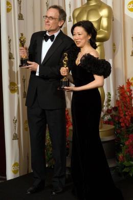 Ruby Yang Cérémonie des Oscars 2007 photo 1 sur 1