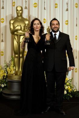 Pilar Revuelta Cérémonie des Oscars 2007 photo 1 sur 1