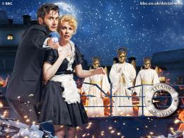 photo 304/320 - David Tennant, Kylie Minogue - Doctor Who - © BBC