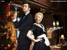 photo 266/320 - David Tennant, Kylie Minogue - Doctor Who - © BBC