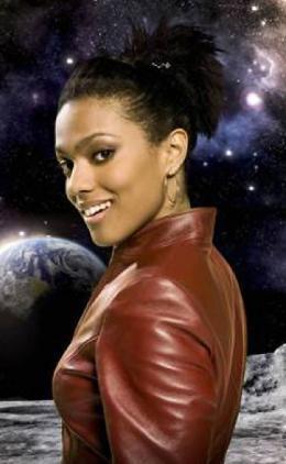photo 256/320 - Freema Agyeman - Doctor Who - © BBC