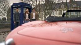 photo 126/320 - Arthur Darvill, Karen Gillan, Matt Smith - Doctor Who - © BBC
