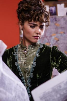 Jenna Coleman Doctor Who photo 8 sur 26