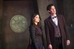 photo 47/320 - Matt Smith, Jenna-Louise Coleman - Doctor Who