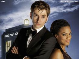 photo 278/320 - David Tennant, Freema Agyeman - Doctor Who - © BBC