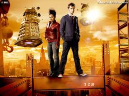 photo 300/320 - Freema Agyeman, David Tennant - Doctor Who - © BBC