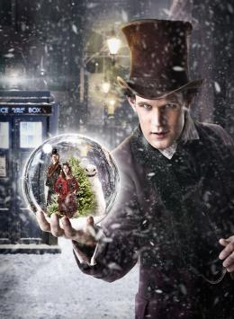 Matt Smith (ll) Doctor Who photo 10 sur 94