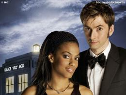 photo 280/320 - Freema Agyeman, David Tennant - Doctor Who - © BBC