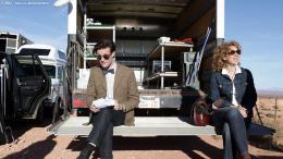 photo 236/320 - Matt Smith, Alex Kingston - Doctor Who - © BBC