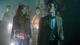photo 81/320 - Karen Gillan, Matt Smith - Doctor Who - © BBC