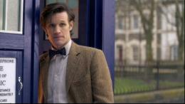 photo 140/320 - Matt Smith - Doctor Who - © BBC