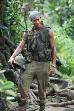 photo 46/57 - Brandon T. Jackson - Tonnerre sous les tropiques - © Paramount