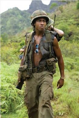 photo 44/57 - Brandon T. Jackson - Tonnerre sous les tropiques - © Paramount