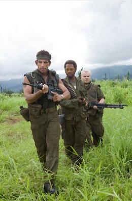 photo 47/57 - Robert Downey Jr., Ben Stiller, Jack Black - Tonnerre sous les tropiques - © Paramount