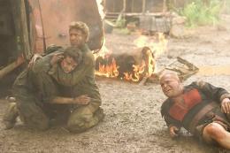 photo 41/57 - Robert Downey Jr., Jay Baruchel, Jack Black - Tonnerre sous les tropiques - © Paramount