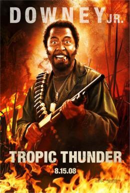 photo 53/57 - Affiche - Tonnerre sous les tropiques - © Paramount