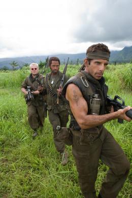Tonnerre sous les tropiques Jack Black, Robert Downey Jr., Ben Stiller photo 2 sur 57