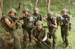 Tonnerre sous les tropiques Ben Stiller, Robert Downey Jr., Nick Nolte, Jack Black, Brandon T. Jackson, Jay Baruchel photo 5 sur 57
