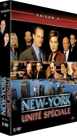 New York Unité Spéciale - Saison 3 Dvd photo 1 sur 1