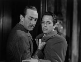 photo 11/23 - Lee Bowman, Louis Hayward - House by the river - © Wild Side Films