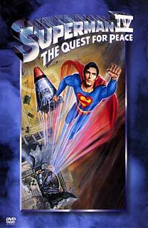 Superman 4 Dvd photo 1 sur 1
