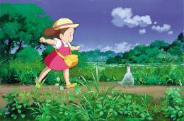 photo 14/20 - Mon Voisin Totoro - © Buena Vista Home Entertainment