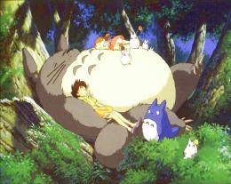 photo 2/20 - Mon Voisin Totoro - © BVI