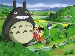 Mon Voisin Totoro photo 3 sur 20