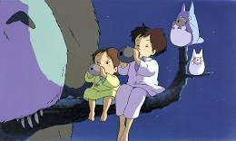 photo 9/20 - Mon Voisin Totoro - © Buena Vista Home Entertainment
