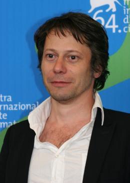 photo 17/19 - Mathieu Amalric - Présentation du film au Festival de Venise 2007 - L'histoire de Richard O. - © Isabelle Vautier pour CommeAuCinema.com