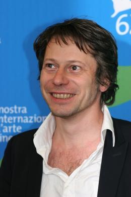 photo 18/19 - Mathieu Amalric - Présentation du film au Festival de Venise 2007 - L'histoire de Richard O. - © Isabelle Vautier pour CommeAuCinema.com