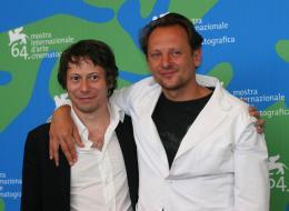 photo 12/19 - Mathieu Amalric et Damien Odoul - Présentation du film au Festival de Venise 2007 - L'histoire de Richard O. - © Isabelle Vautier pour CommeAuCinema.com