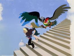 Le Roi et l'Oiseau photo 5 sur 10
