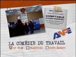 photo 2/3 - Menu Dvd - La comédie du travail