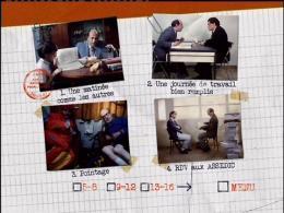 photo 3/3 - Menu Dvd - La comédie du travail