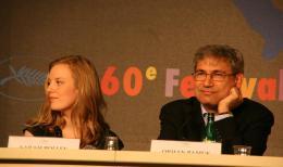 Orhan Pamuk Cannes 2007 photo 3 sur 3