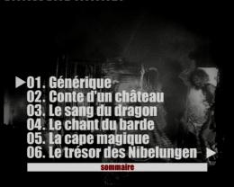 photo 10/10 - Menu Dvd - Les Nibelungen, la vengeance de Kriemhilde - © MK2 Editions