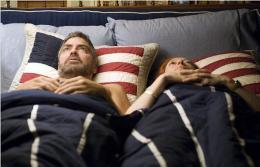 photo 26/99 - George Clooney et Tilda Swinton - Burn After Reading - © Studio Canal