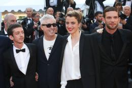 Adèle Haenel Cannes 2017 Clôture Tapis photo 4 sur 106