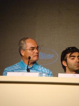 Ahmed El Maanouni Cannes 2007 photo 1 sur 2