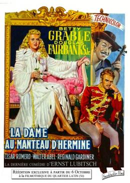 photo 12/12 - Affiche - La Dame au manteau d'hermine - © Swashbuckler Films