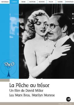 photo 2/2 - Jaquette Dvd - La Pêche Au Trésor - © Édition Montparnasse