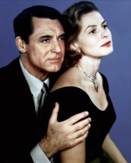 photo 2/4 - Cary Grant, Ingrid Bergman - Indiscret - © Les Acacias
