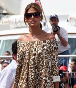La Nuit nous appartient Eva Mendes - Cannes 2007 photo 3 sur 46