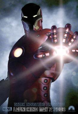 photo 78/99 - Affiche US - Iron Man - © SND