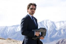 photo 12/99 - Robert Downey Jr. - Iron Man - © SND
